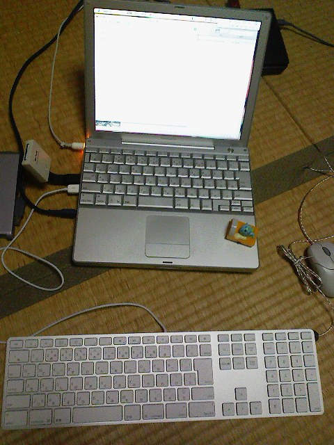 AppleKeyboard購入!