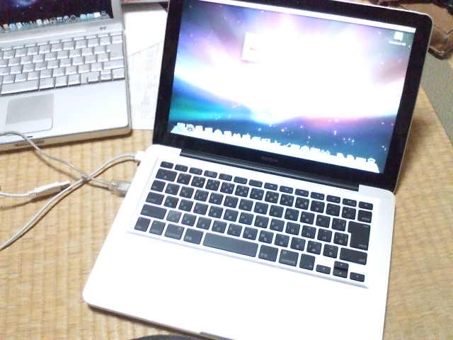 MacBook購入(*<br />  ⌒▽⌒*)